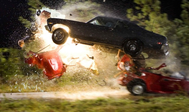 Death Proof, Quentin Tarantino, 2007