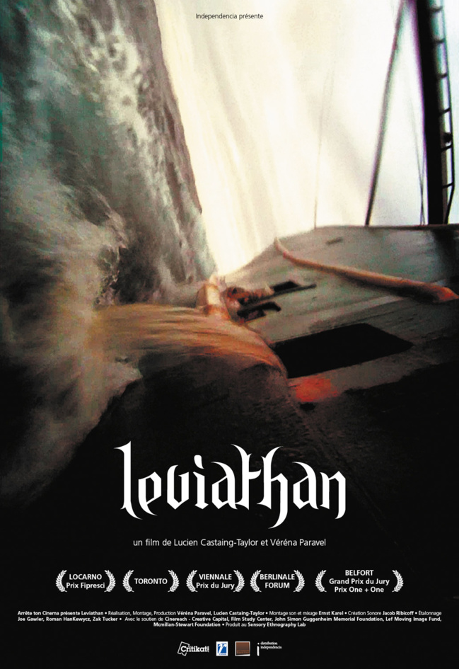 Leviathan, un documentaire sensoriel