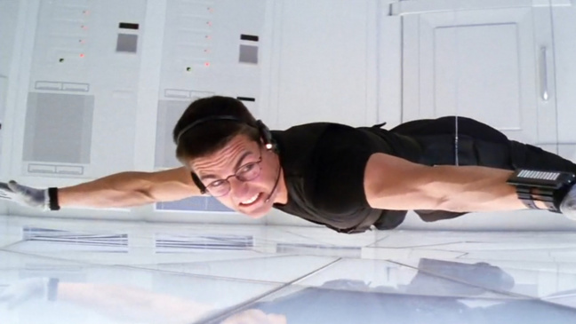 Mission : Impossible, Brian De Palma, 1996