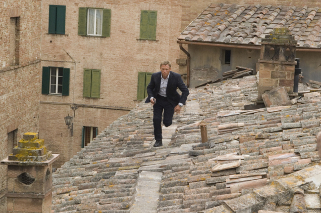 Quantum of Solace, Marc Forster, 2008