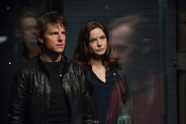 Mission : Impossible – Rogue Nation, Christopher McQuarrie, 2015