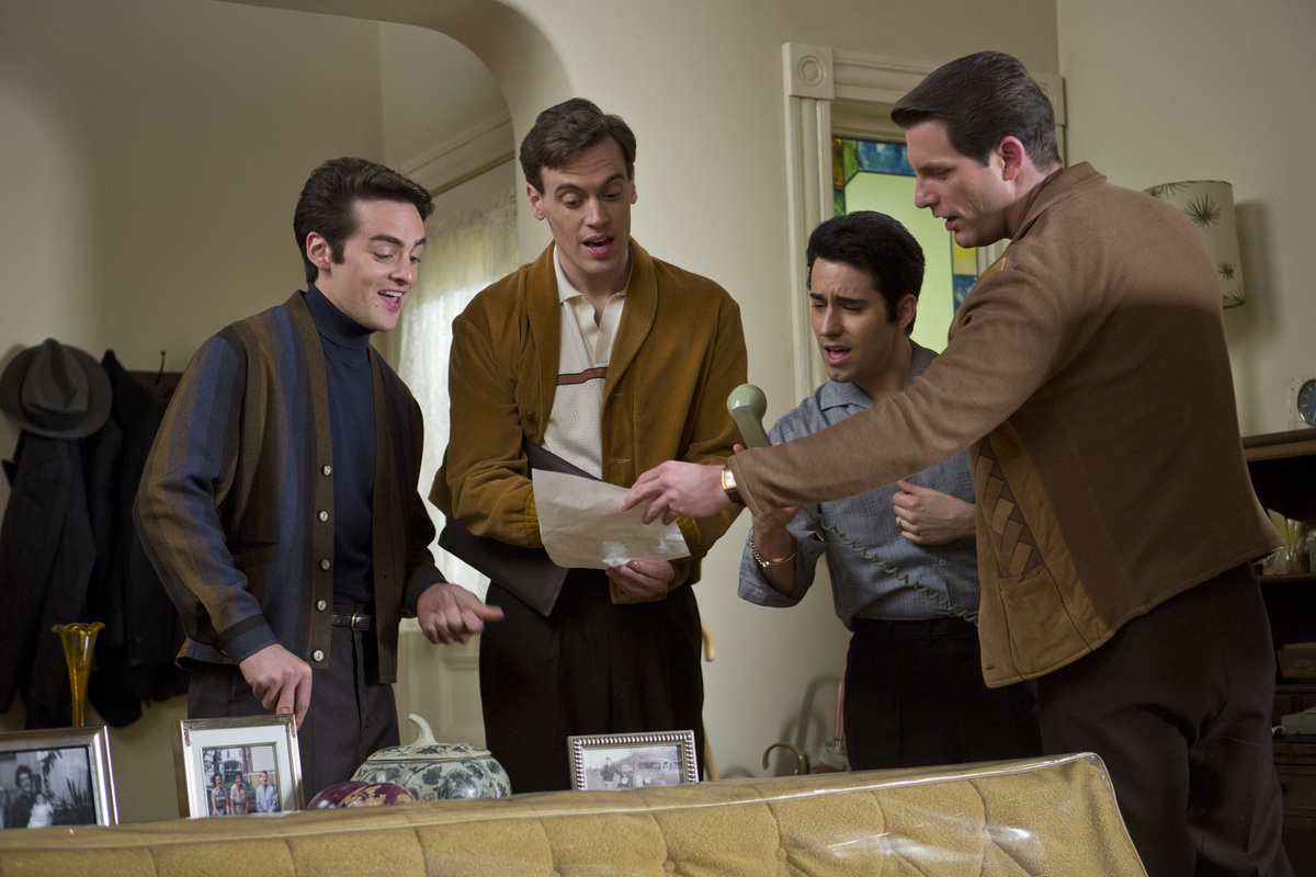 Jersey Boys, Clint Eastwood, 2014